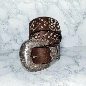 Nocona | Leather Belt